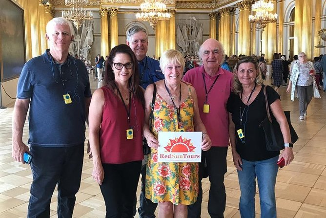 Two Days Comfortable St. Petersburg Private Tour for Seniors