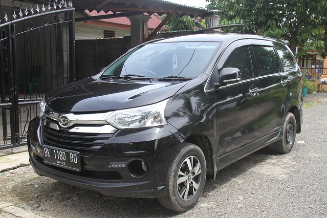 Private car Transfer from Airport to Medan
