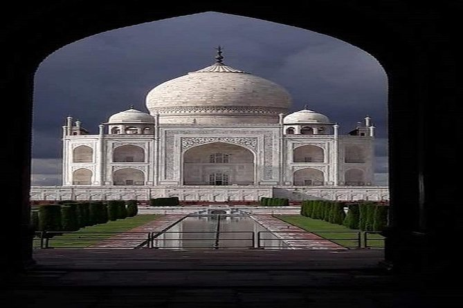 Full-Day Agra City Private Guided Car Tour from Delhi or Agra
