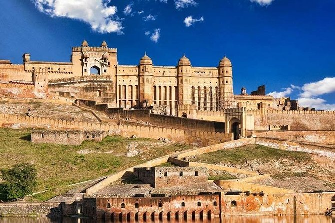 Full-Day Private Tour Heritage of Jaipur with Amber Fort