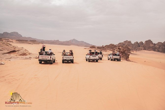 One Day Petra & Wadi Rum for 2 Travelers