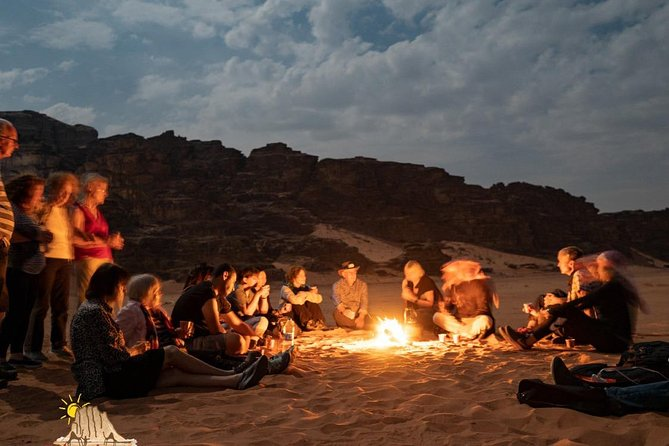 One Day Wadi Rum For 3 Travelers