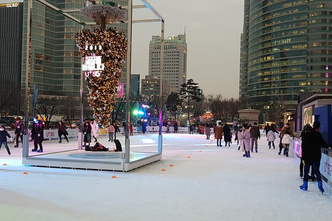 Gangnam Tour(Inc. Dinner & Drink) _ The past and present of Korea