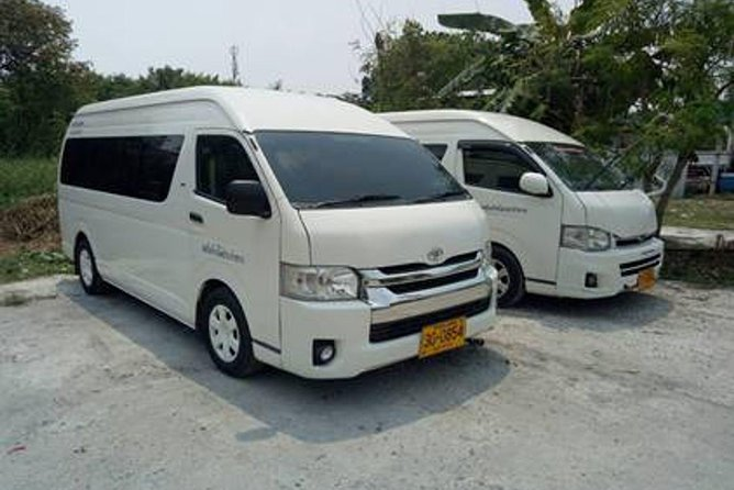 Private Transfer: Pattaya to Bangkok