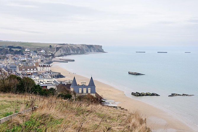 Normandy D-Day Beaches : A Historical Day Trip From Paris (Private & Premium)