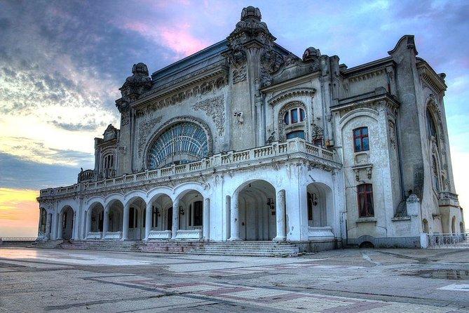 Black Sea, Day tour to Constanta