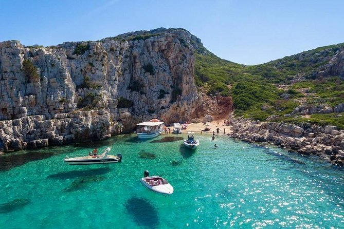 1 Day Messinia Boat Ride and Traditional Lunch from Kalamata