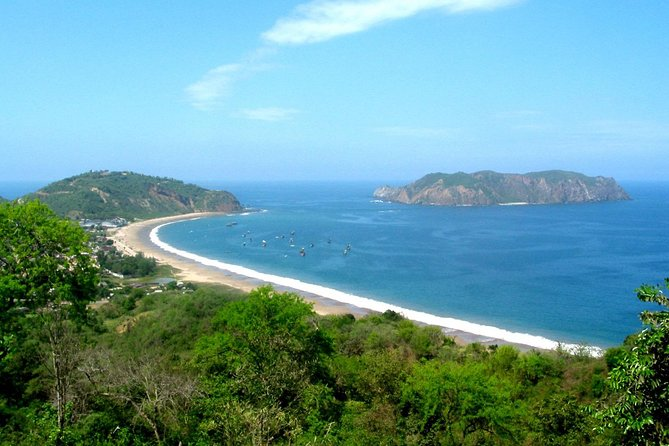 Los Frailes Tour - Agua Blanca and Machalilla National Park