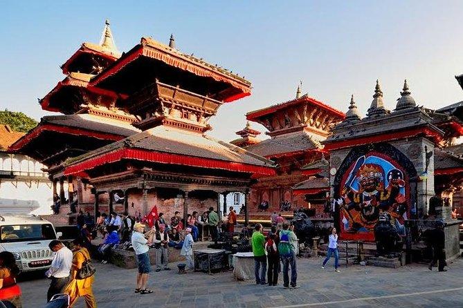 Kathmandu Valley Temple Tour