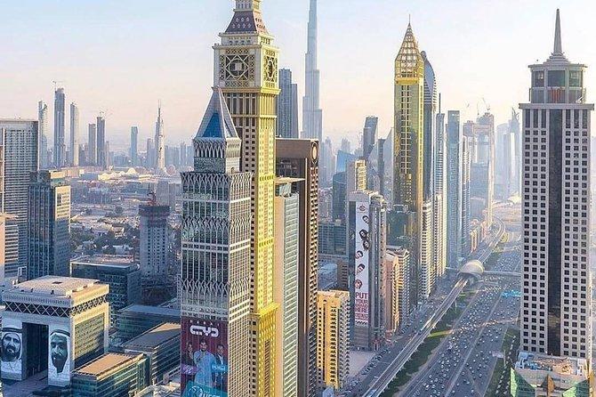 Exclusive Dubai Frame Guided Tickets with Dubai City Tour
