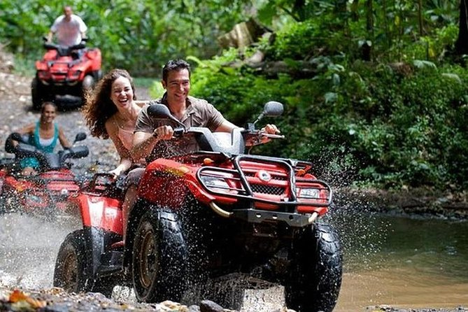 River Cave and Macao Beach Half-Day Quad Bike Adventure