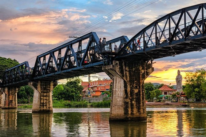 【Private Tour】Kanchanaburi Highlights One Day Tour