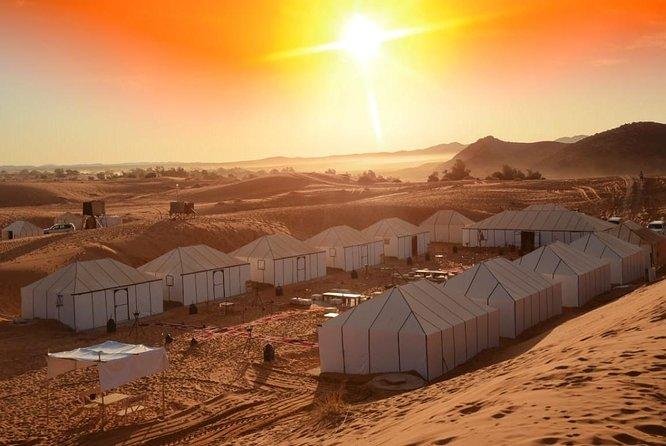3 Days Desert Tour From Marrakech To Merzouga Dunes & Camel Trek