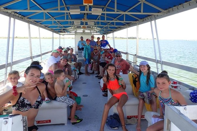 3 Hour Private Powerboat Dolphin Cruise with Remote Beach Stop up to 15 guests
