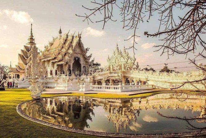 【Private Tour】Chiang Rai Half Day Private Tour