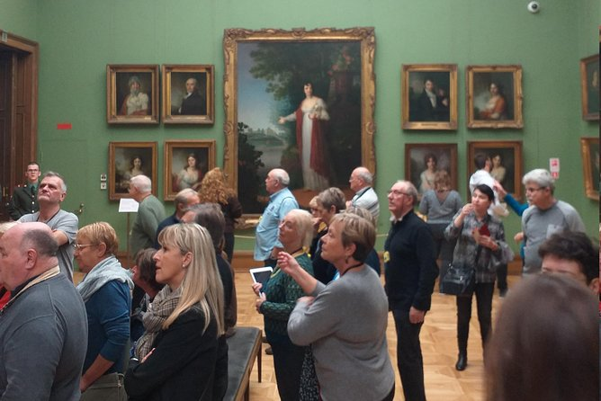 Tretyakov gallery private tour