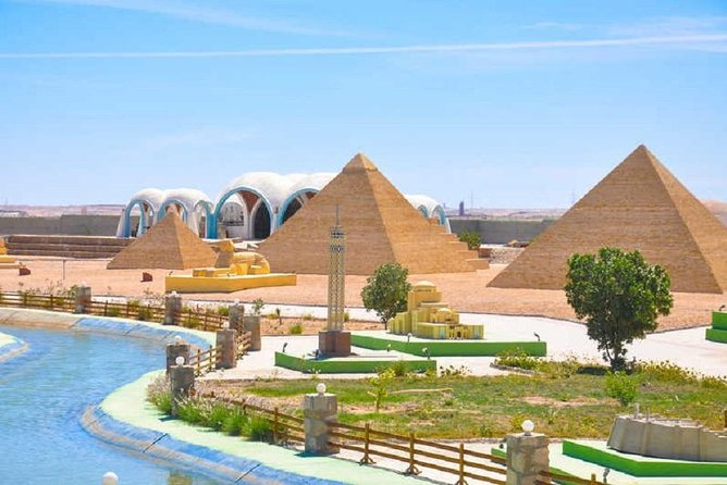 2-Hours Hurghada Mini Egypt Park Private Tour with Guide