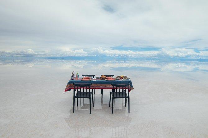 Salt flats experience full day
