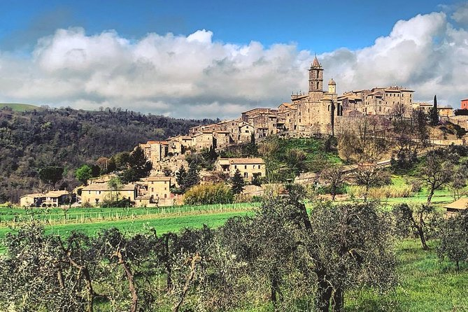 South of Umbria bike tour