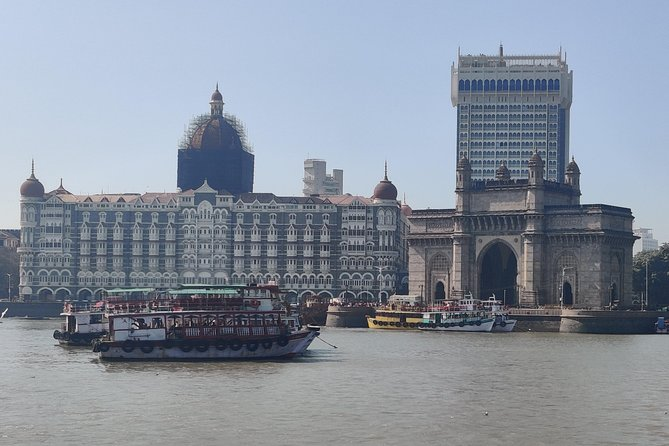 Private Mumbai Half-Day Sightseeing Tour with Pick up