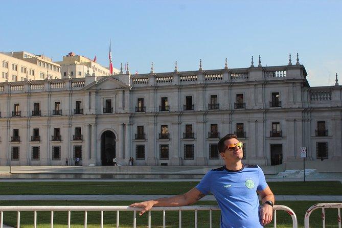 City Tour + Concha y Toro Vineyard