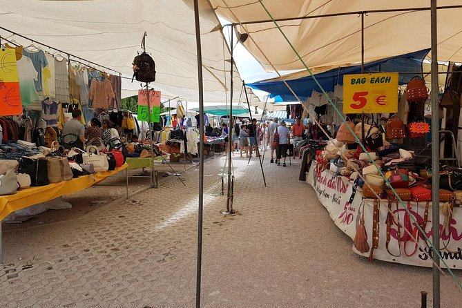 Loulé Gypsy Market Half-Day Trip