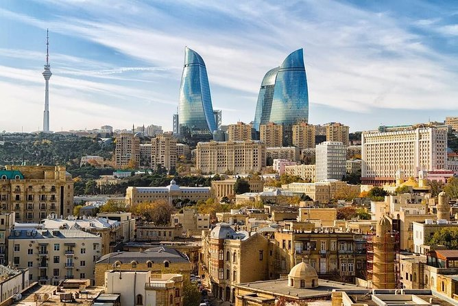 Exlore Old & New Baku
