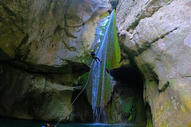 Međureč Canyoning an Extreme Adventure in Bar City