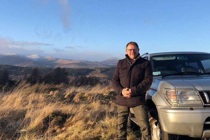 Full-Day Private Tour to Loch Ness and Urquhart Castle