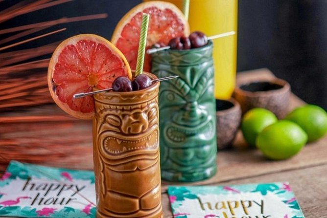 Stop at the Bahi Hut for a sample of their world-famous Mai Tai!