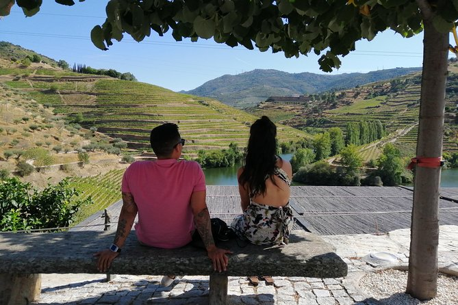 DOURO VALLEY with winery visit and wine tasting