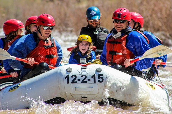 Arizona Rafting Salt River Campout
