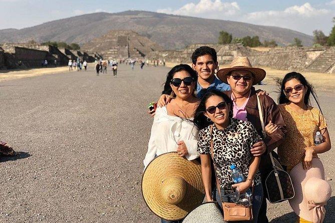 Tour Teotihuacán - Basilica de Guadalupe