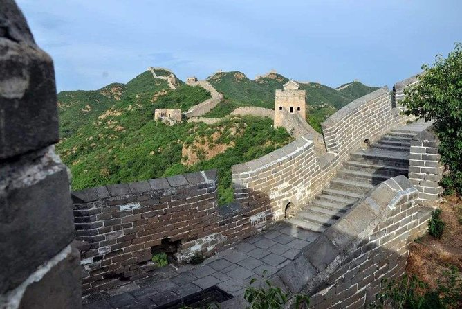 2-Day Beijing Private Tour: City Highlights and Jinshanling Great Wall Hiking