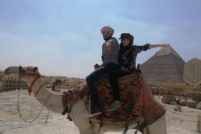 Private Full-Day Tour Archeological Sites of Giza with Pick Up