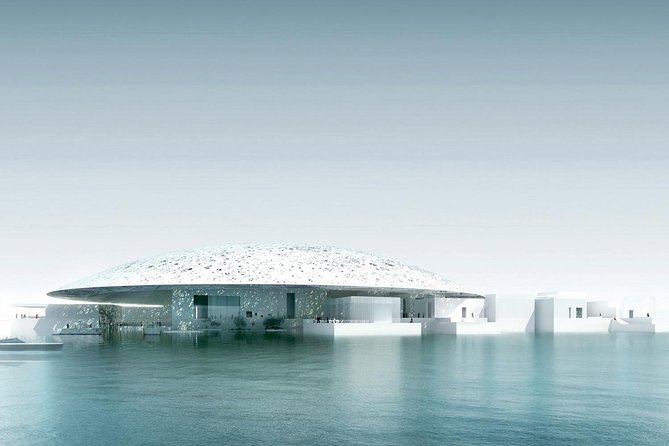 Abu Dhabi LOUVRE Admission Ticket