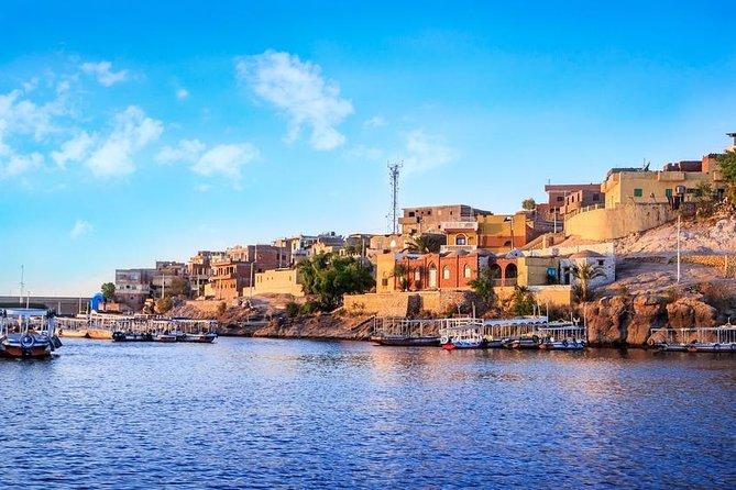 Half-Day Aswan Nubian Village Private Motorboat Tour