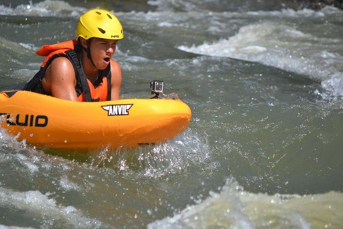 Rapid Boarding Barron River Afternoon Experience