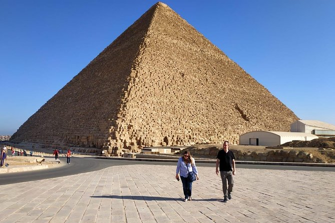 Cairo Layover Tours to Giza Pyramids, Shopping and lunch