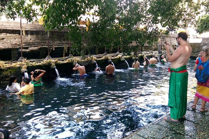 One Day Tour : Kintamani - Spice Garden - Tirta Empul - Rice Terrace & Spa