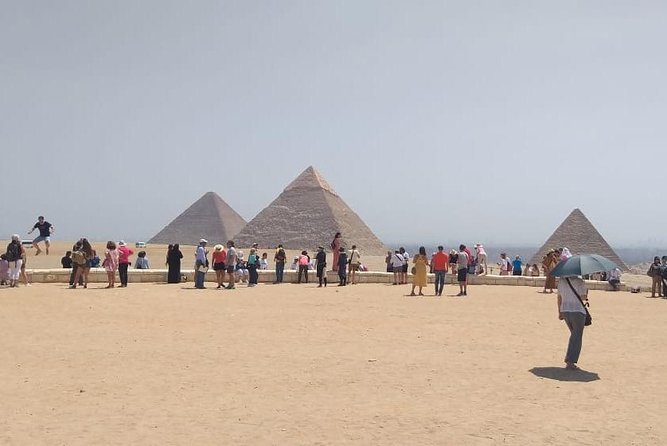 Customizable Layover Tour from Cairo Airport