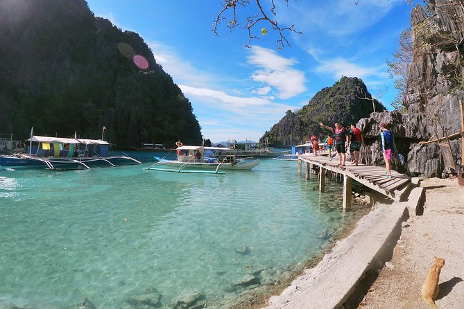 Private Full-Day Tour to Coron Tour B by Boat
