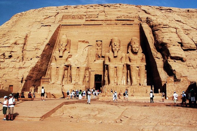 Abu Simbel Temple Private Day Tour from Aswan by Car