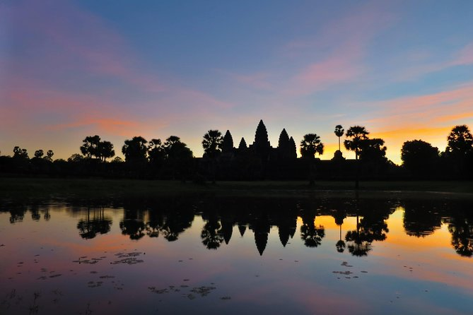 Sunrise Small-Group Tour of Angkor Wat from Siem Reap