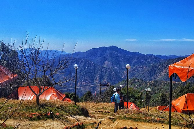 Kanatal Himalayan Trekking Camping from Delhi