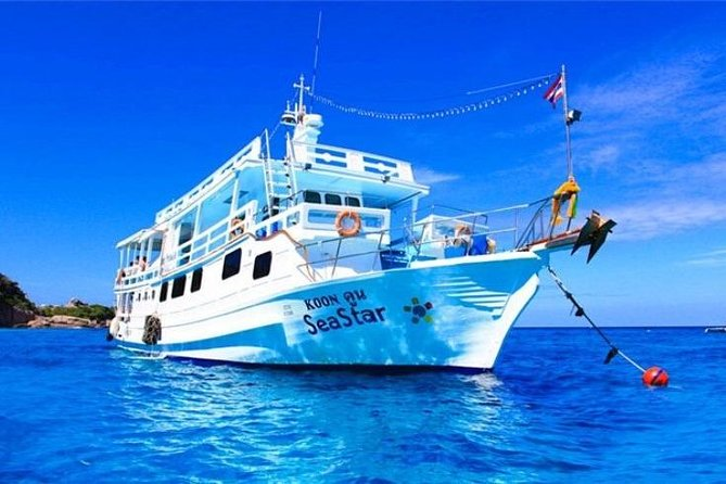 Phuket Similan Island by Speedboat One Day Tour