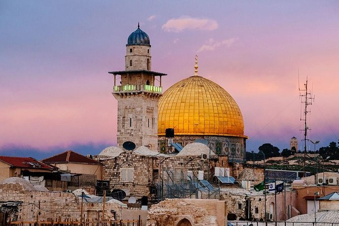8-Day Israel Holy Land Tour from Tel Aviv with Dinner