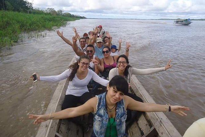 4-day full Amazon experience tour from Iquitos - All Inclusive