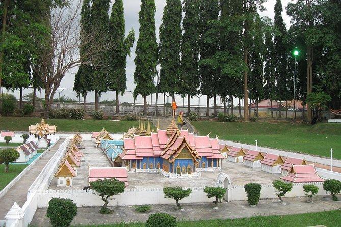 Mini Siam Miniature World in Pattaya with Return Transfer
