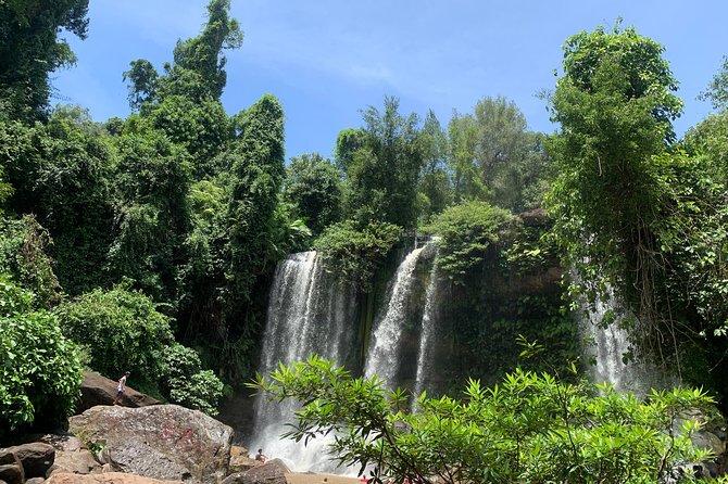 Kulen Waterfall and Banteay Srei Off Beaten Track